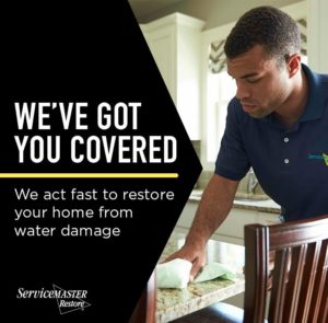 Fayetteville | ServiceMaster Restoration of Wilmington and
